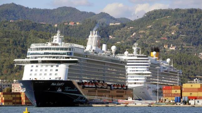 Cruise Traffic Drops In Italy But Grows In La Spezia The